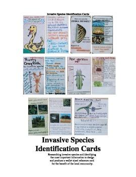 Invasive Species Identification Cards
