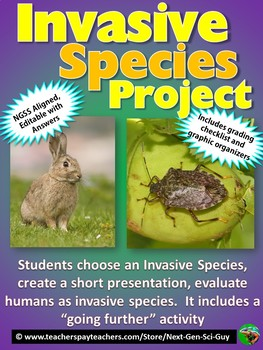Invasive Species Project - NGSS