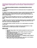 Invasive Species Project and Rubric