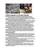 Invasive Species Workshop 7 (Read180 Stage B) Articles