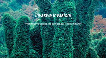 Invasive species of the USA