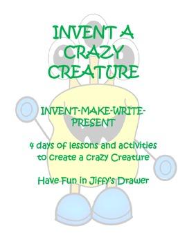 Invent a Crazy Creature