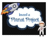Invent a Planet Project