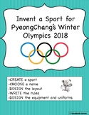 Invent a Sport for PyeongChang's 2018 Winter Olympics