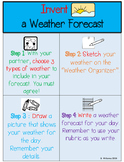 Invent a Weather Forecast