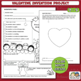 Invent and Describe INVENTION Activity (Karen's Kids Printables)