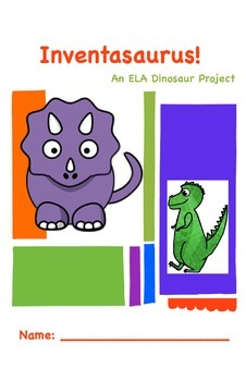 Inventasaurus - An English Dinosaur Project