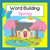 Spring Word Building