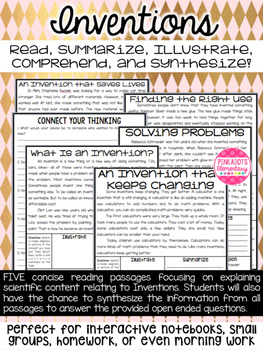 Invention Articles: What is an Invention? Solving Problems