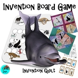 Biomimicry Board Game Mammals | Invention Quilt NGSS Proje