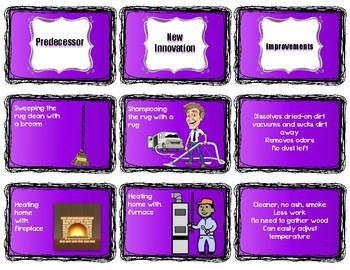 Invention Card Set