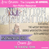Invention Convention:  A Non-Fiction Inventor Unit