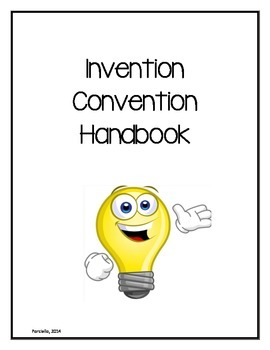 Invention Convention Fair Handbook --EVERYTHING YOU NEED!!