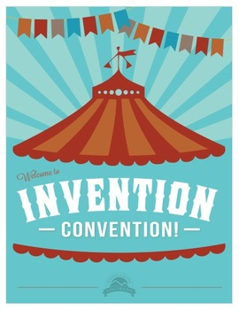 Invention Convention - Scientific Investigation - Incredible Project! {Editable}