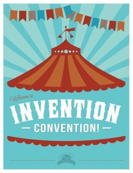 Invention Convention - Scientific Investigation - Incredible Project! {Editable}