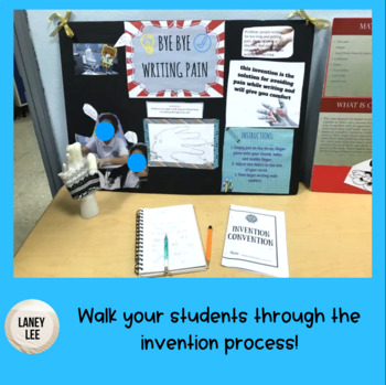 Invention Convention - Student Led STEM Project