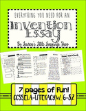 Invention Essay: Everything You Need for a Great Essay