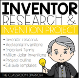 Inventor Research & Invention Project