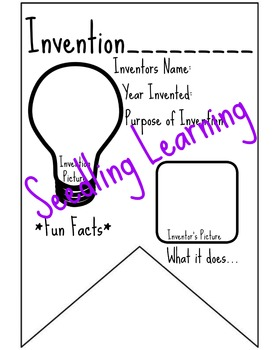 Invention Fact Banner (Inventor)