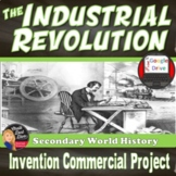 Industrial Revolution- Invention Group Project (commercial