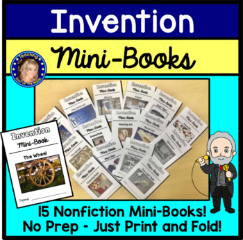 Invention Mini-Books