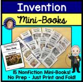 Invention Mini-Books