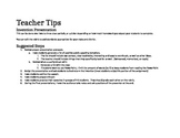 Invention Presentation- A fun way to practice presentation