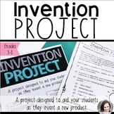 Invention Project - A classroom or homework invention helper