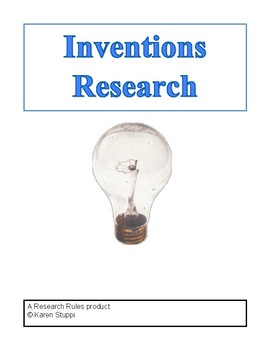 Invention Research Project
