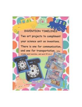 Invention Timelines