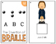 Invention of Braille Adapted Books { Level 1 and Level 2 }