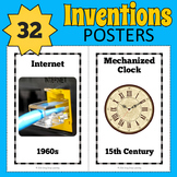 World's Top Inventions Posters