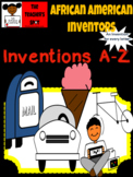 Inventions A-Z for Black History