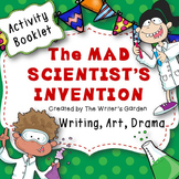 Inventions Activity Booklet: (Writing, Art, Drama)