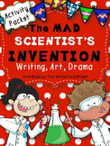 Inventions Activity Packet: (Writing, Art, Drama)