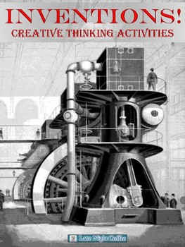 Inventions-Creative Thinking Activities for Physical Science