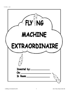 Inventions: Flying Machine Extraordinaire