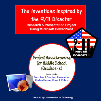 Inventions Inspired by the 9/11 Disaster