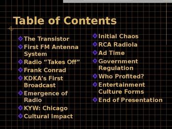 Inventions - Invention of Radio