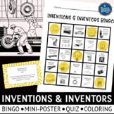 Inventors and Inventions Activities