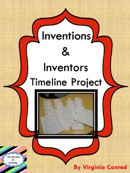 Inventions & Inventors Timeline Project
