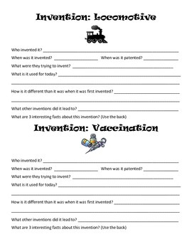 Inventions Research