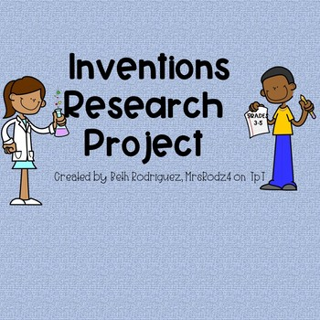 Inventions Research Project