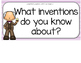 Inventions- Supplemental Activities for Wonders Unit 5 Week 3