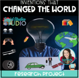 Inventions That Changed the World (2-Week Research Project)
