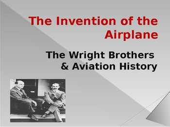 Inventions - The Airplane