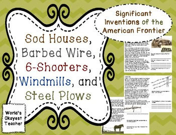 Inventions and Innovations of American Frontier