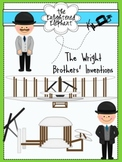 Inventions of The Wright Brothers Clip Art
