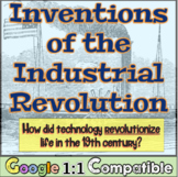 Inventions of Industrial Revolution: Spinning Jenny, Steam Engine, Telegraph!
