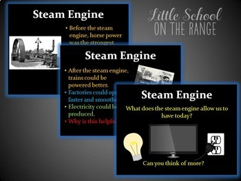 Inventions that Changed the World Presentation